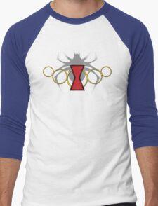 Bitten By a Widow Men's Baseball ¾ T-Shirt