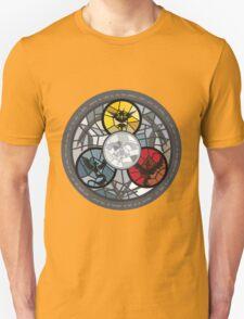 (The legendary Birds) Pokemon Parody Design Unisex T-Shirt