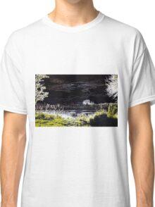 Neon Water Classic T-Shirt