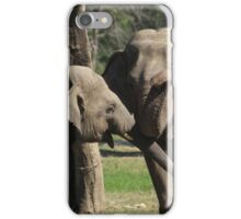 Elephant Love iPhone Case/Skin