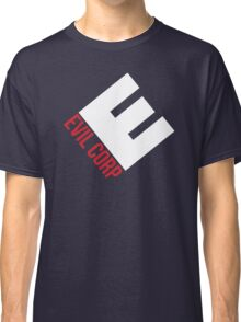 Mr Robot - Evil Corp Classic T-Shirt