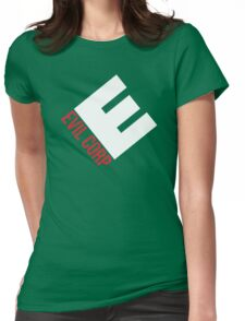 Mr Robot - Evil Corp Womens Fitted T-Shirt