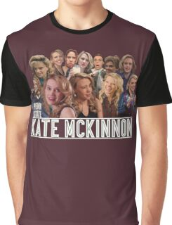 Kate Mckinnon Graphic T-Shirt
