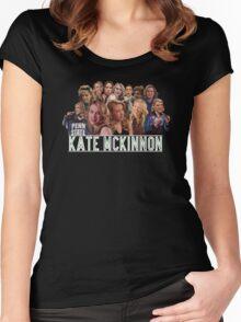 Kate Mckinnon Women's Fitted Scoop T-Shirt