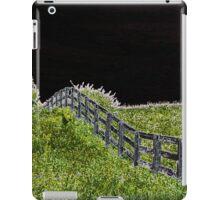 Neon Fence iPad Case/Skin