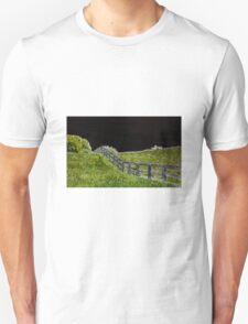 Neon Fence T-Shirt