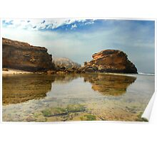 Sorrento Reflections Poster