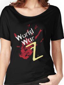 World War Z. Women's Relaxed Fit T-Shirt