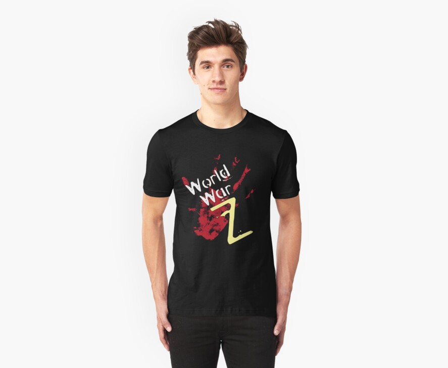 World War Z. by Raymond Doyle (BlackRose Designs)