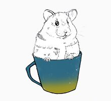 Cute Hamster sitting in mug Unisex T-Shirt