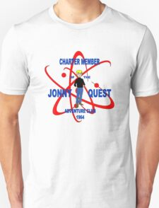 Jonny Quest Adventure Club 1964 Unisex T-Shirt