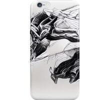 White Volga iPhone Case/Skin