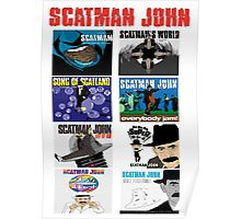 The Scatman John Collection Poster