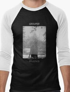 Grouper Ruins  Men's Baseball ¾ T-Shirt