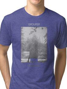 Grouper Ruins  Tri-blend T-Shirt