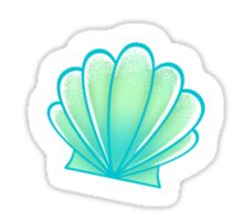 Green Shells Sticker