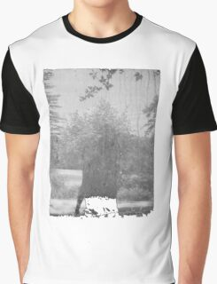 Grouper Ruins Graphic T-Shirt