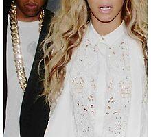 Bey & Jay  by Bludiaz