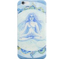 Meditation iPhone Case/Skin