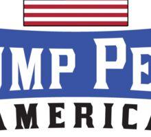 TRUMP PENCE DONALD TRUMP MIKE PENCE PRESIDENT MAKE AMERICA GREAT AGAIN 2016 Sticker