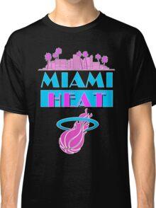 Heat Vice Sky High on Dark Classic T-Shirt