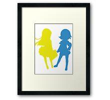 Persona  Framed Print