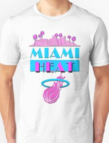 Heat Vice Sky High on Light Unisex T-Shirt
