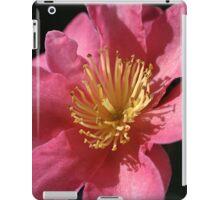 Original Beauty of Camellia iPad Case/Skin