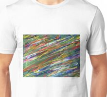 Organised Chaos abstract  Unisex T-Shirt