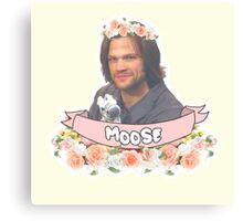 Supernatural - Sammy Canvas Print