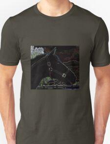 Neon Pony III Unisex T-Shirt
