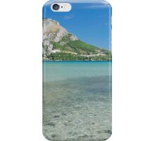 Omis Sea Bay, Croatia iPhone Case/Skin