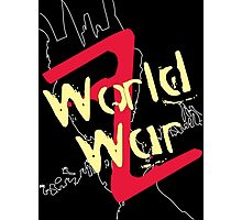 World War Z Alternative Photographic Print