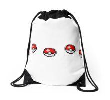 Pokeballs Drawstring Bag