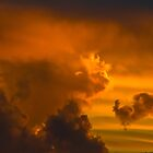 Warrandyte Sunset V by Adam Le Good
