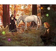 Magical Encounter Photographic Print
