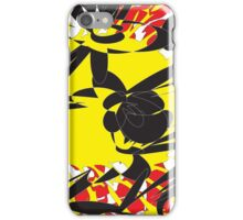Floral Explosion iPhone Case/Skin
