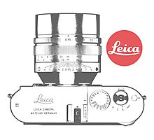 Leica Absolute Photographic Print