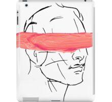 Glitch of art iPad Case/Skin