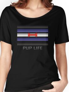 Living That Pup Life Women's Relaxed Fit T-Shirt