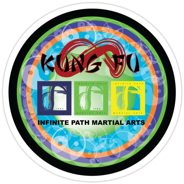 Infinite Path Martial Arts - Mandala by Robyn Scafone