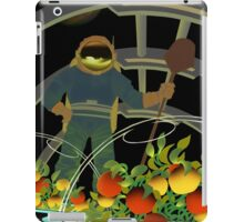 Farmers Wanted - NASA Recruitment Poster iPad Case/Skin