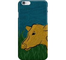 Grazing in the Moonlight iPhone Case/Skin