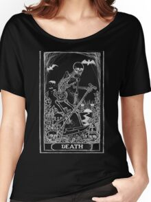 Death Card Women's Relaxed Fit T-Shirt