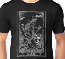 Death Card Unisex T-Shirt