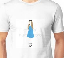 Sabrina Carpenter In Wonderland Unisex T-Shirt