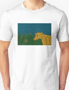 Grazing in the Moonlight Unisex T-Shirt