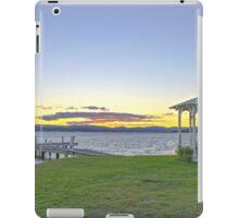 Squid's Ink Sunset iPad Case/Skin