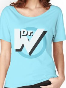 Classic Wily Logo Women's Relaxed Fit T-Shirt