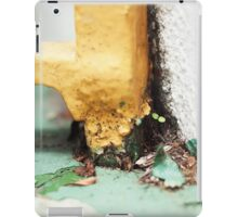 { Corners: where the walls meet #13 } iPad Case/Skin